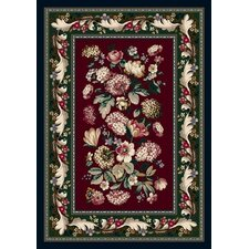 Innovation Chelsea Garnet Area Rug