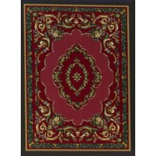 <strong>Milliken</strong> Innovation LaFayette Ruby Onyx Rug