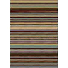 Innovation Lola Light Topaz Striped Area Rug