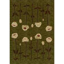 Innovation Poppy Olive Rug