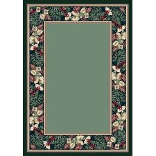 Innovation Peridot Tropical Forest Area Rug