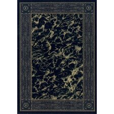 <strong>Milliken</strong> Innovation Carrara Prussian Blue Rug