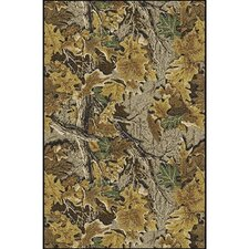 <strong>Milliken</strong> Realtree Advantage Solid Camo Novelty Rug