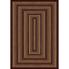Innovation Rylie Dark Chocolate Area Rug