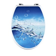 Splash Toilet Seat