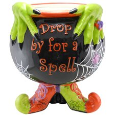 Witches Spell Cauldron
