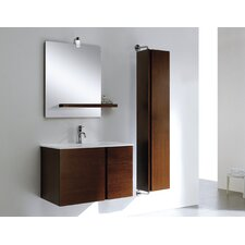 Caleb Wall Mount Side Cabinet