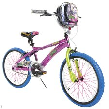 "Zombie Princess Girl 20"" Cinderella BMX Bike"