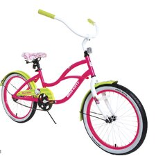"Hello Kitty Girl 20"" Cruiser Bike"