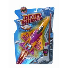 After Burner Flying Airplane
