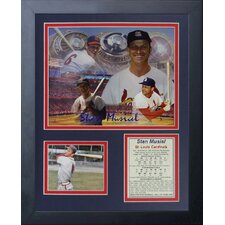 St. Louis Cardinals - Musial Collage Framed Photo Collage