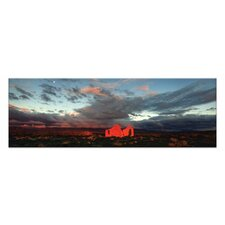 The Station by Andrew Brown Photographic Print on Canvas