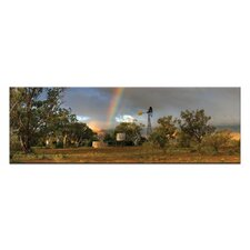 Nowhere over the Rainbow by Andrew Brown Photographic Print on Canvas