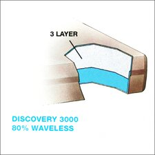 "Discovery Water 3000 9"" Waterbed Mattress"