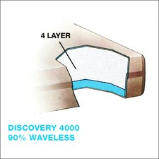 "Discovery Water 4000 9"" Waterbed Mattress"