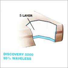 "Discovery 5000 9"" Waterbed Mattress"
