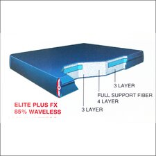 "Dreamweaver Elite Plus 9"" Fx Waterbed Mattress"