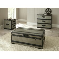 Travels Coffee Table Set