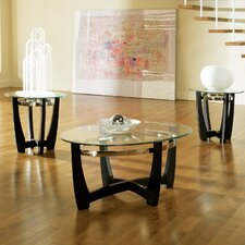 Roseland 3 Piece Coffee Table Set (Set of 3)