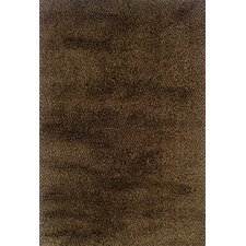 Loft Shag Brown/Gold Rug