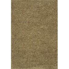 Loft Shag Ivory/Brown Rug