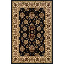 <strong>Oriental Weavers Sphinx</strong> Knightsbridge Black/Ivory Rug