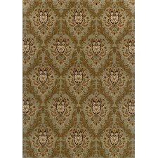 Knightsbridge Green/Brown Rug