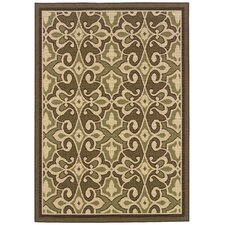 <strong>Oriental Weavers Sphinx</strong> Montego Brown/Ivory Rug