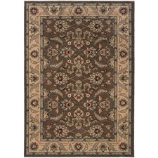 Salerno Brown/Ivory Rug
