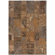 Salerno Tan Multi Rug