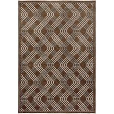 <strong>Oriental Weavers Sphinx</strong> Zanzibar Brown/Grey Rug