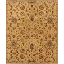 Huntley Gold/Rust Rug