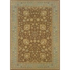 <strong>Oriental Weavers Sphinx</strong> Nadira Elana Blues/Tan Rug