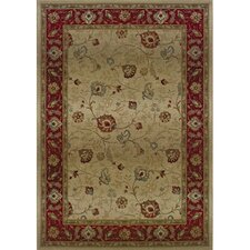 Genesis Persian Beige/Red Rug