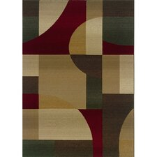 Genesis Tan/Brown Multi Rug