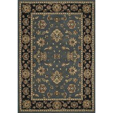 <strong>Oriental Weavers Sphinx</strong> Ariana Black/Blues Persian Rug