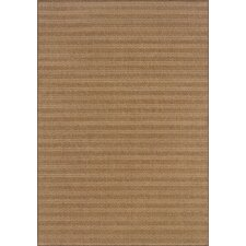 Karavia Brown Stripe Rug