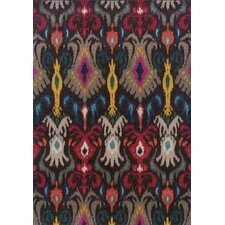 Kaleidoscope Abstract Area Rug