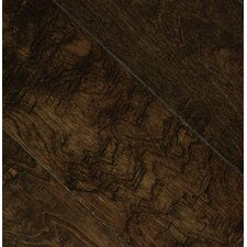 "Frontier 5"" Engineered Birch Flooring in Bison"