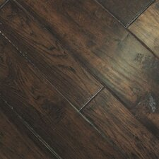 Tuscan Random Width Engineered Hickory Flooring in Florence