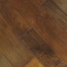 Tuscan Random Width Engineered Walnut Flooring in Palazzo