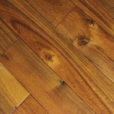 "Euro 3-5/8"" Solid Acacia Flooring in Seville"