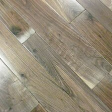 Tuscan Random Width Engineered Walnut Flooring in Lucca