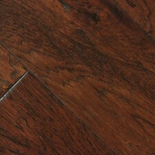 "Pacific 6-1/2"" Engineered Hickory Flooring in Mojave"
