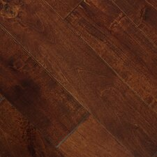 "Renaissance 4-3/4"" Solid Birch Flooring in Harvest"