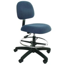 Medium Height Office Chair