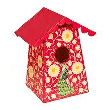 Alayna Birdhouse in Fuchsia