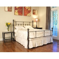 Hyannis Metal Bed