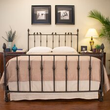 Georgetown Metal Bed