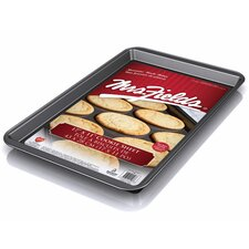 Baking Essentials 3 Piece Cookie Sheet Set